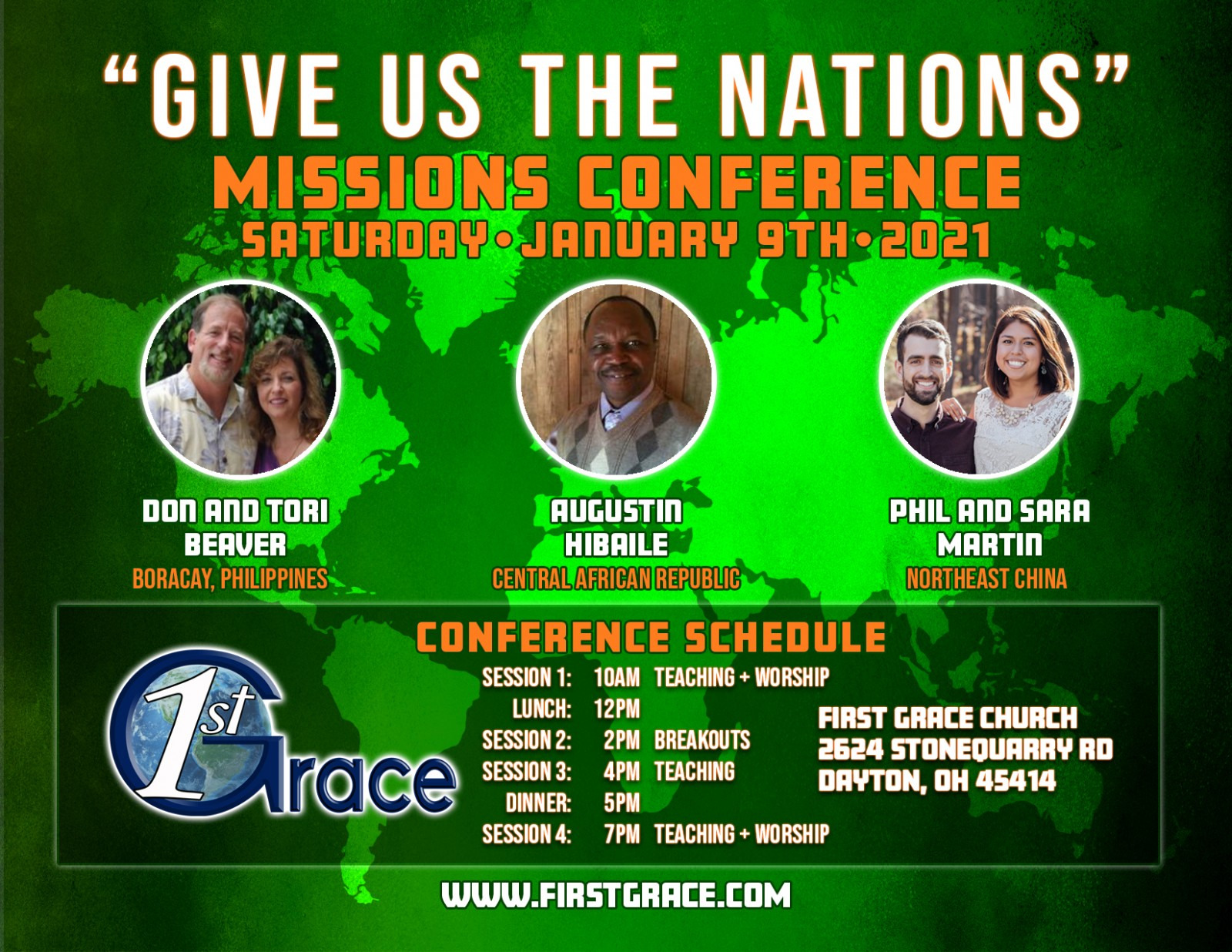 Missions Conference Flyer3