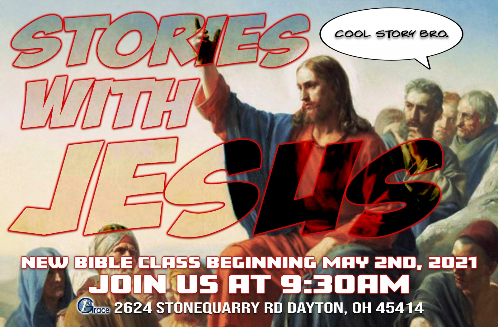Stories With Jesus_Bible ClassREV